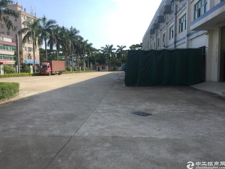 独院厂房分租一楼标准5240平米空地10000平米