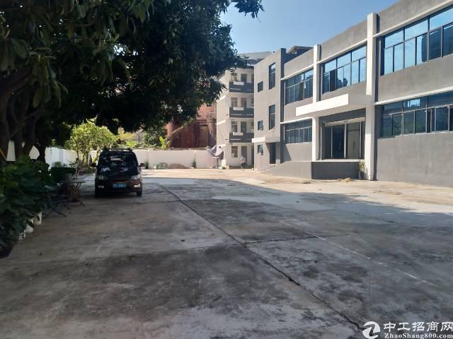 布吉天虹旁中心地带新出独门独厂房一楼带卸货平台1200平出租