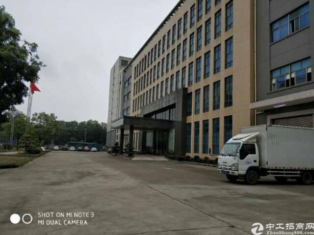 平湖华南城工业区楼上1200装修厂房招租