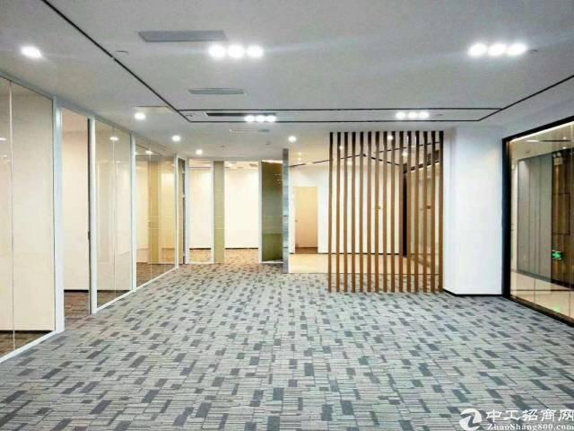 福永地铁站附近甲级全新写字楼招租政府补贴