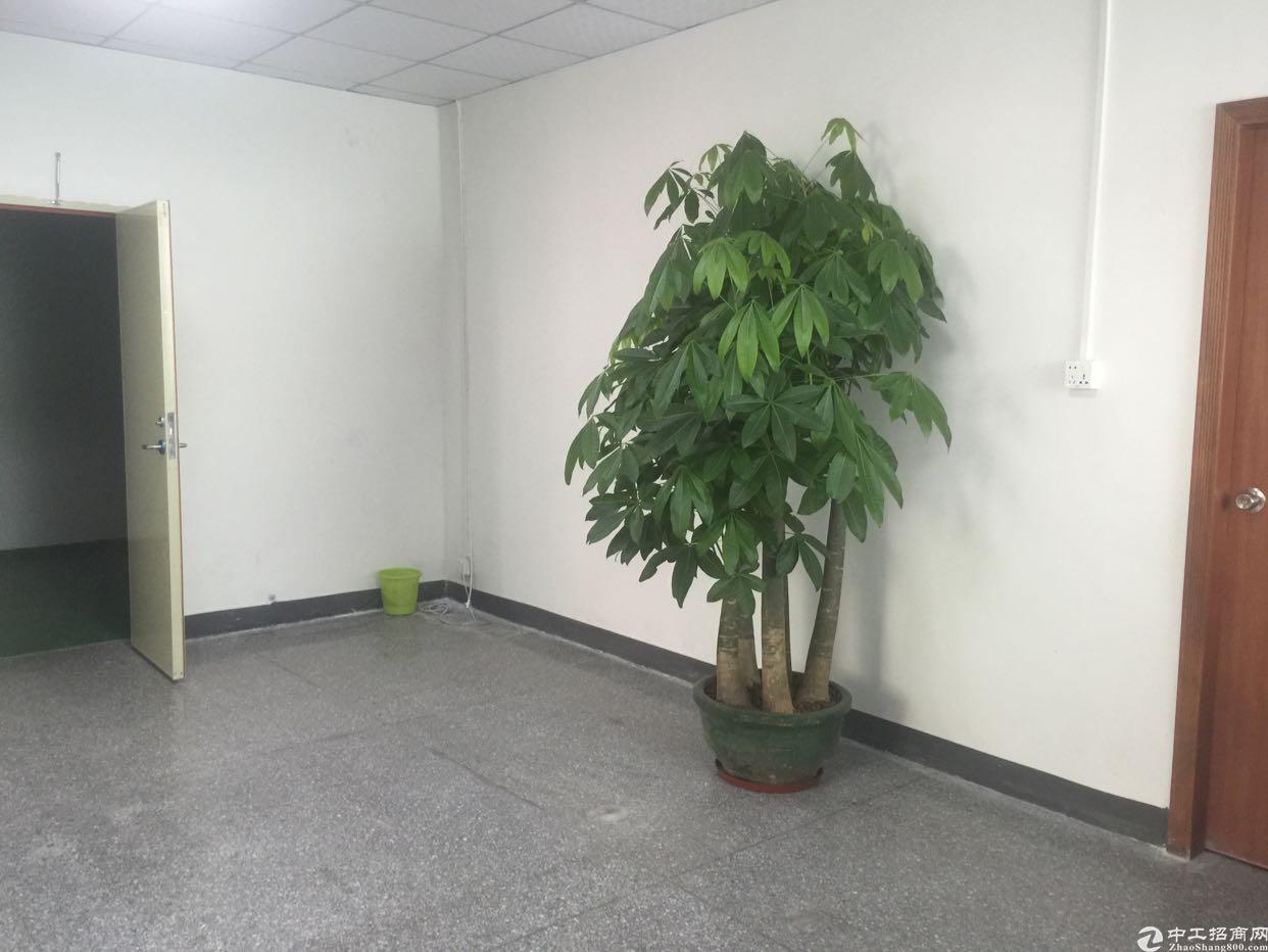福永和平楼上整层1500平带装修招租-图2
