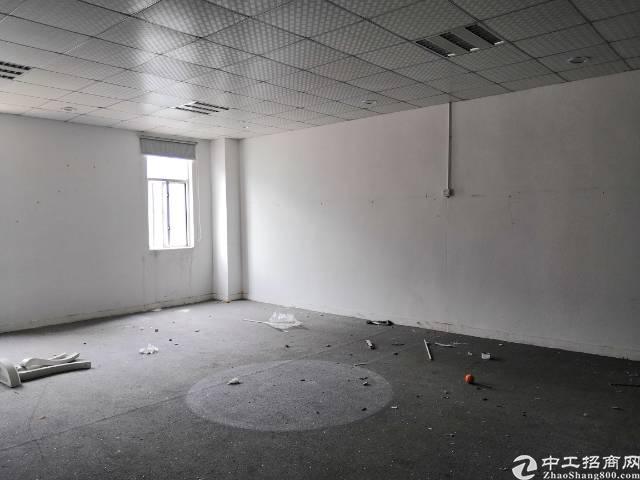 坪山大工业区内带装修红本厂房出租1300平米