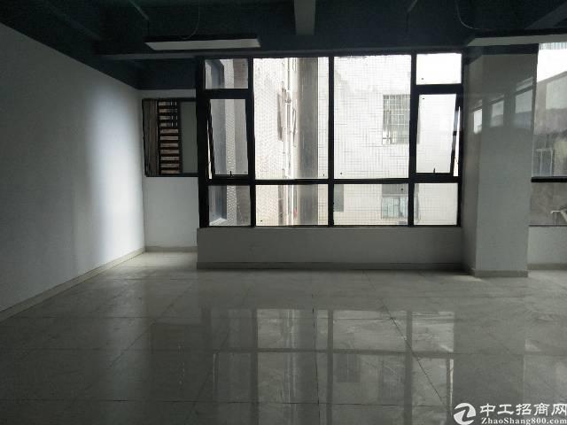 出租公明上村精装修标准写字楼40-200平米