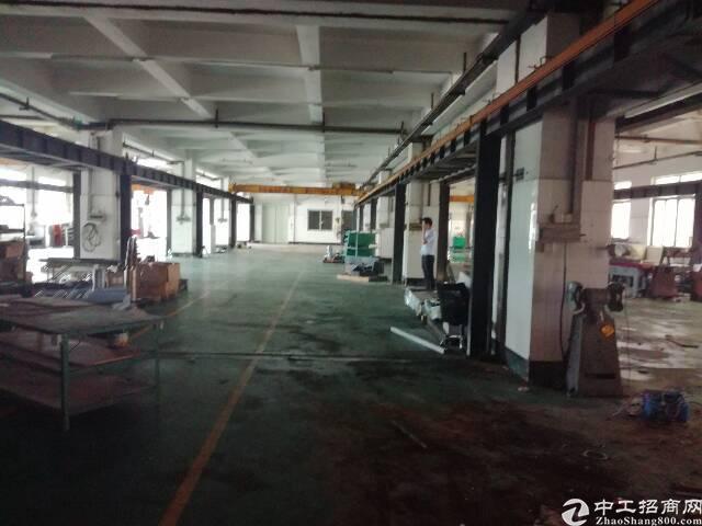 虎门新出独门独院重工业1400-10000平厂房