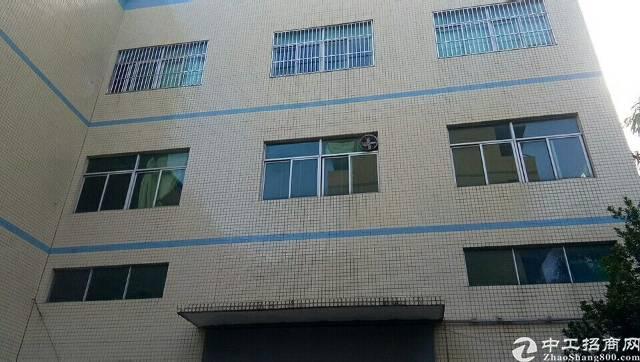 惠州仲恺高新区主干道旁独院楼上1000平标准厂房出租!