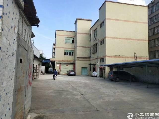 龙岗龙东新出独院厂房一楼1850平方, 楼高5米,可分租
