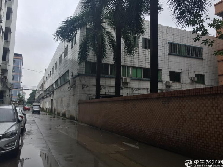 东坑镇12000平方厂房出售