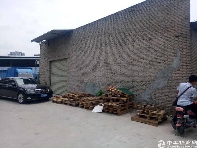 横沥镇原房东独院砖墙到顶厂房出租