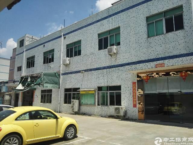 清溪镇工业园区新出二楼900+675平,