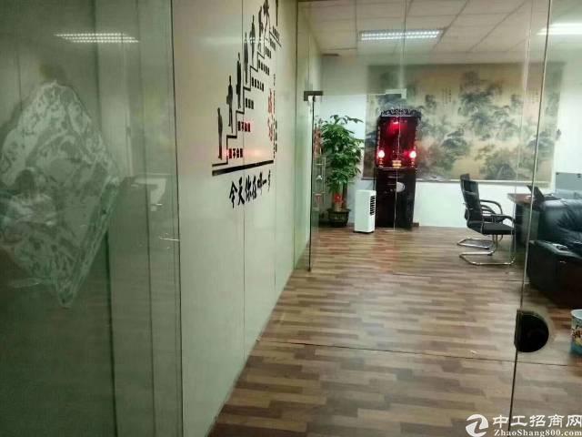 水电齐全带装修办公室