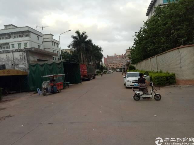 惠阳秋长出租工业园区一楼2500平