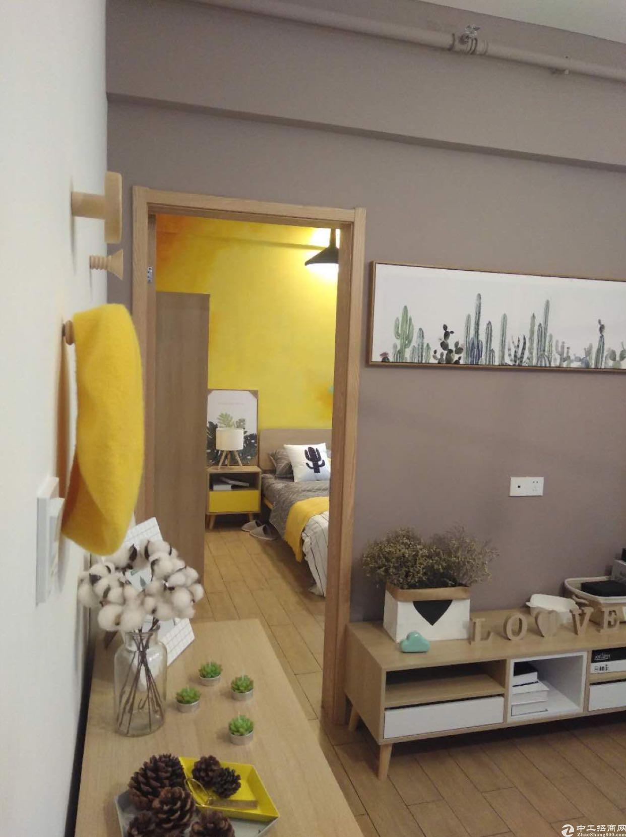 南城CBD豪华装修公寓招租,交通便利,配套齐全