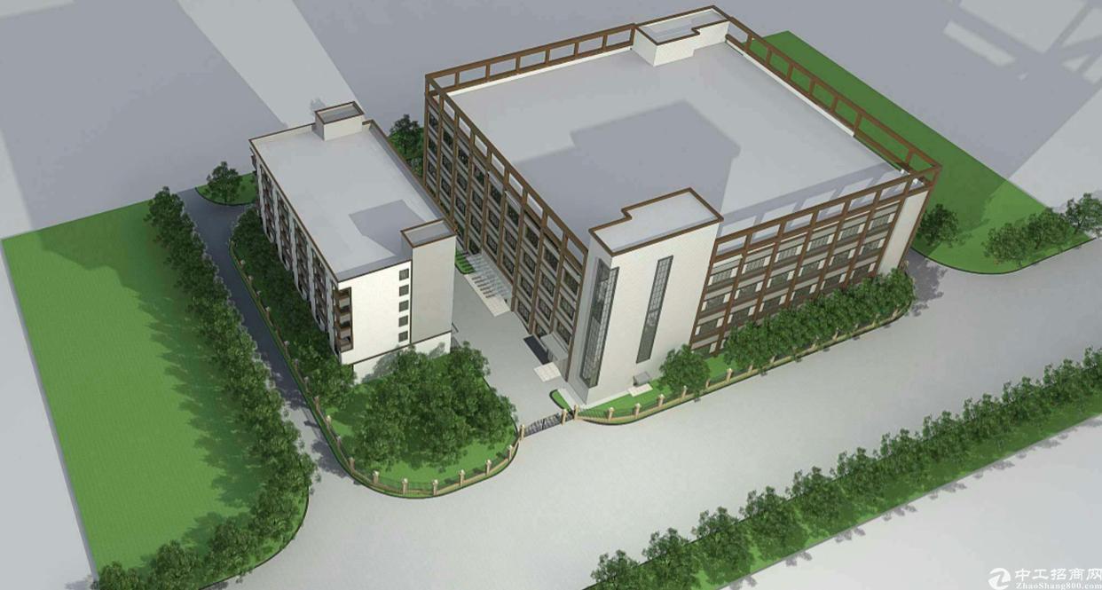 独门独院厂房8000平方招租可以办环评