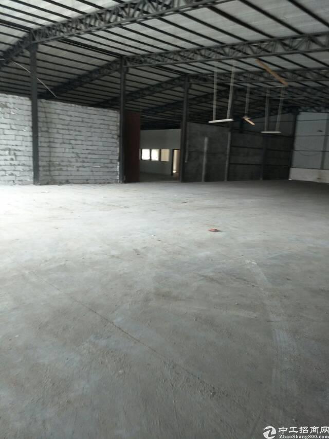 企石镇独院单一层厂房出租4300平方