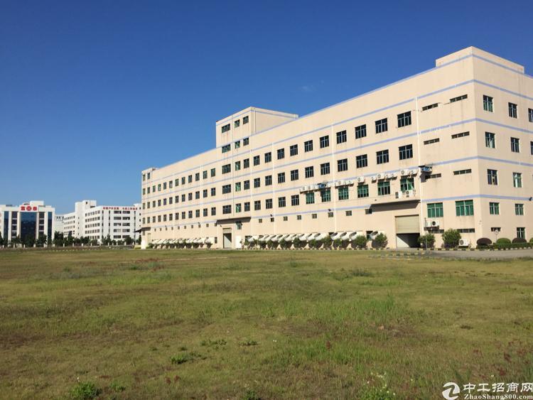 惠州25000平方国有证厂房出售