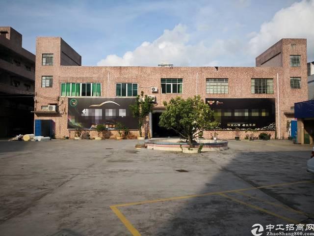 横岗大康独院3850平米带精装修厂房招租