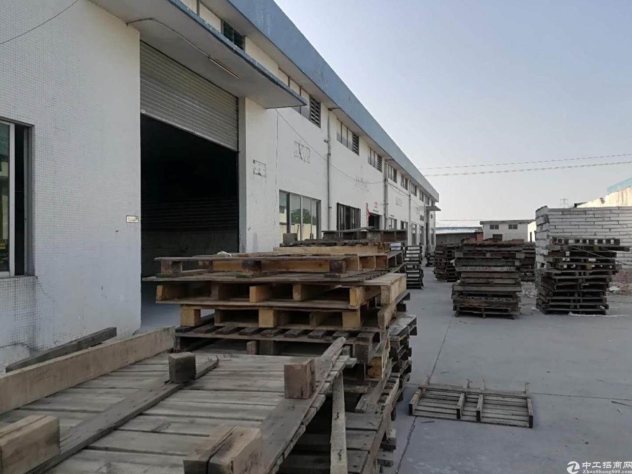 石排镇钢构厂房