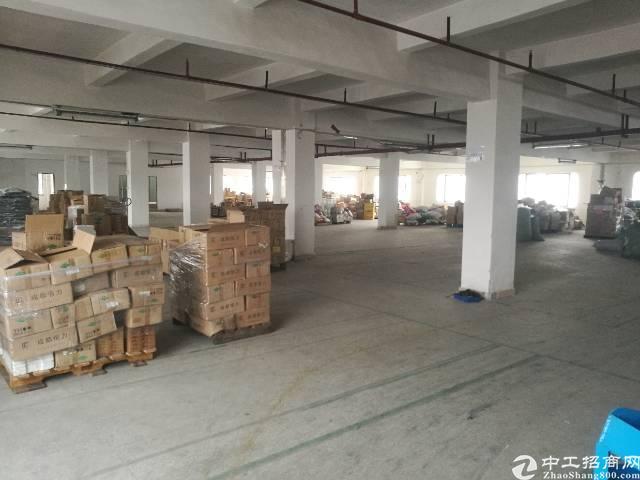 石碣刘屋新出工业园标准厂房一楼1800㎡,层高6米,报价18