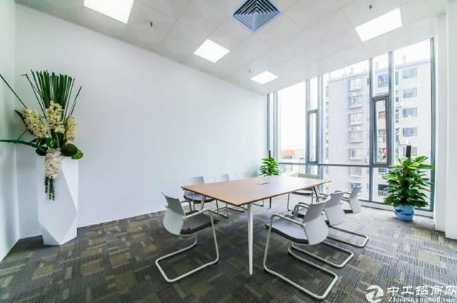 布吉塞格ECO中心复试写字楼300平90元