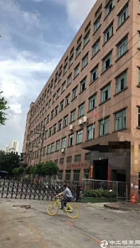 虎门重工业厂房出租面积20000平方,租金18块