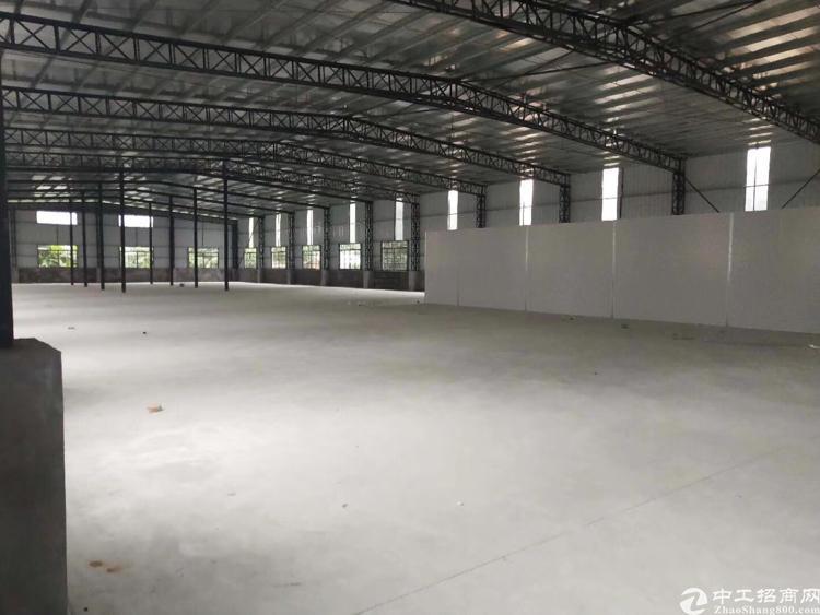 常平镇新出独院厂房8800平方米招租,其中办公楼1200平方