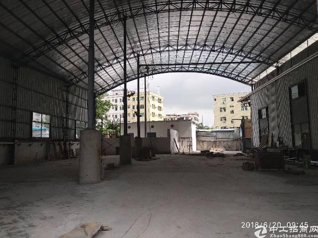 钢构厂房招租