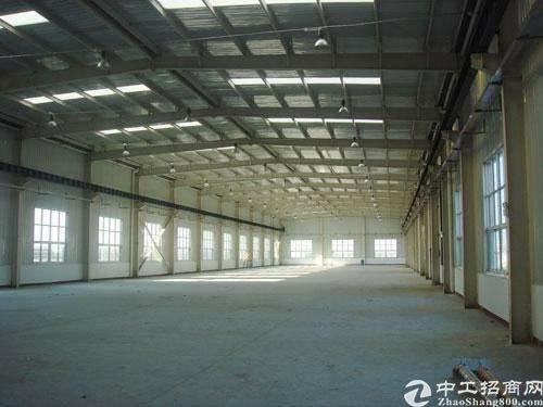 平湖富民工业区钢构厂房6200平方