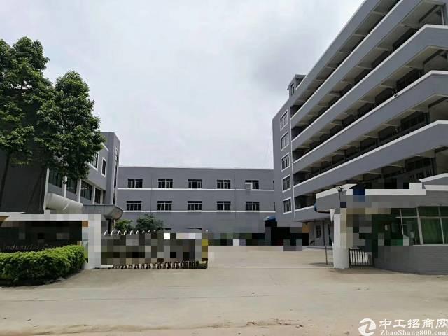 横沥镇高大上的独门独院总面积12000平,厂房7000、