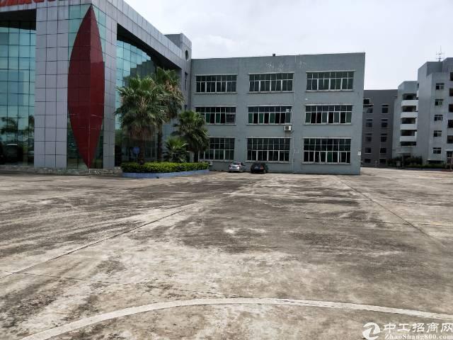 企石镇原房东分租带消防喷淋及地坪漆厂房5600平方