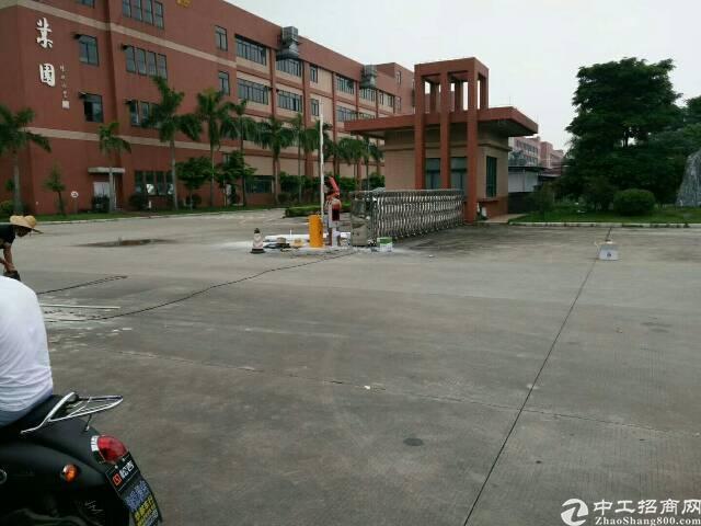 福永凤凰600平方带装修厂房招租