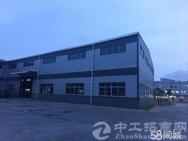 新出厂房4400平方实量面积电可开发票