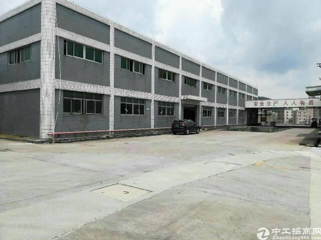 龙大高速出口原房东厂房17600平方
