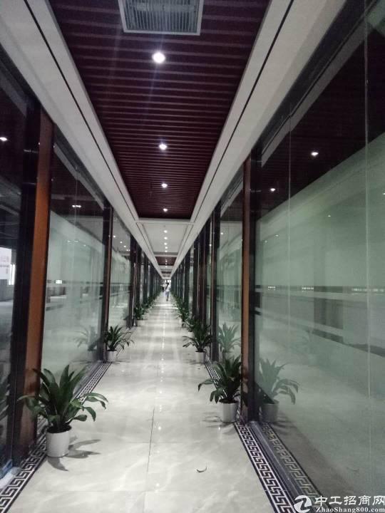 平湖华南城写字楼大小分租,面积3000