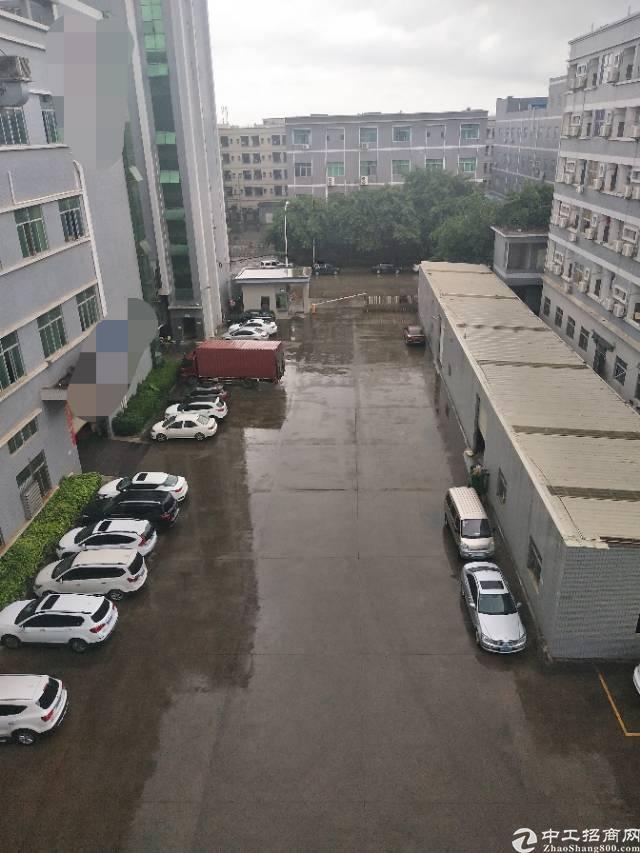 东莞长安沙头新出标准厂房620平面积实惠