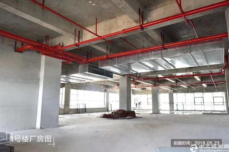 松山湖红本厂房出售二楼1300平米50年独立房产证