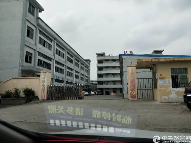 企石镇原房东独院标准厂房1-3层5600平方
