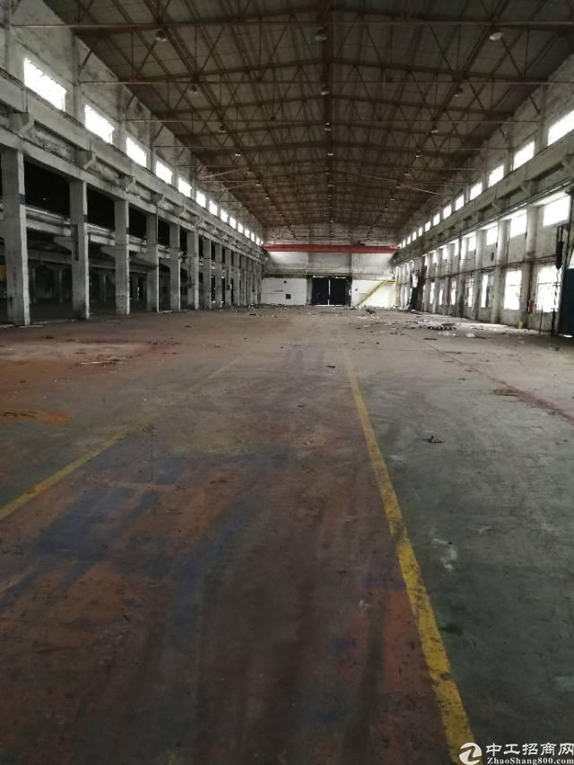 清溪九乡8000平钢构厂房出租