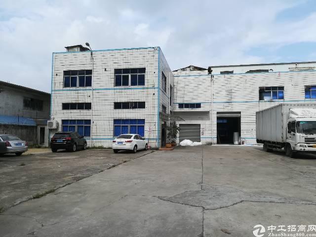 寮步镇独门独院标准厂房3000平方