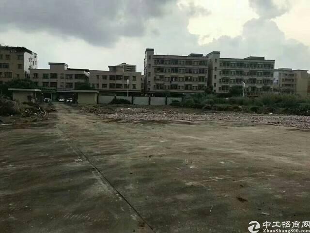 深圳周边红本厂房4万招租