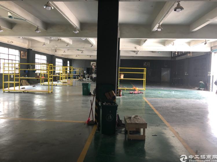 汽车行业福音、横岗大康独院厂房出租