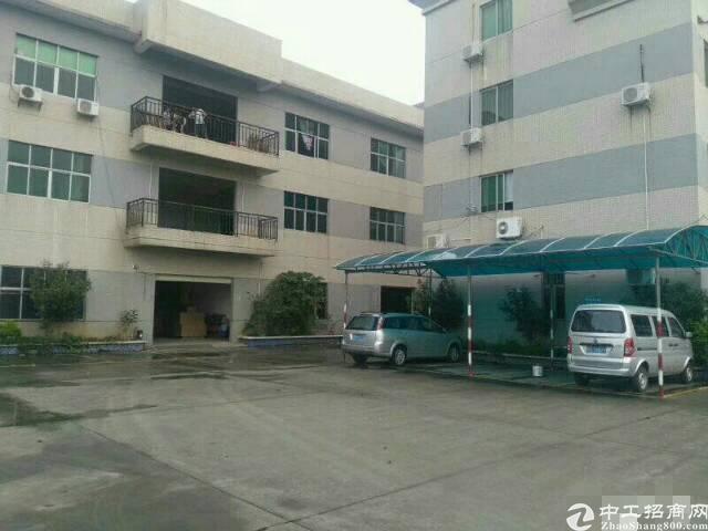 分租二楼1600平米标准厂房