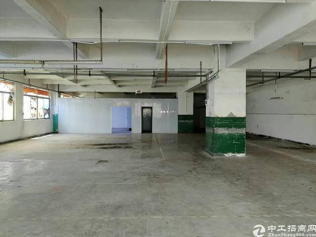 公明根竹园二楼700平米的厂房出租
