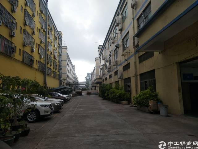 福永塘尾楼上带精装修厂房实际面积400