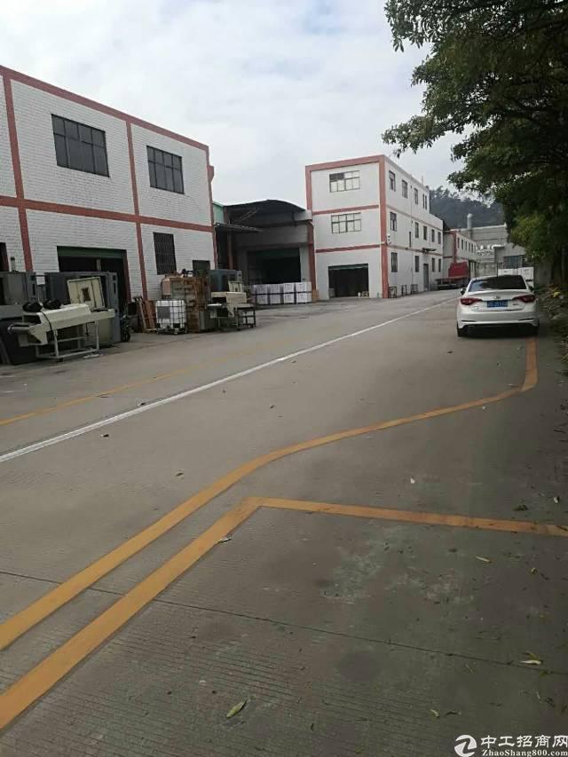 杨屋钢构仓库5000方有卸货台18元出租
