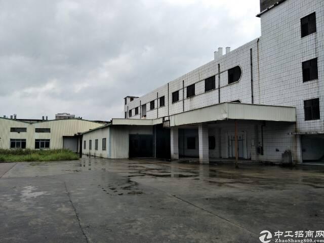 石碣新出原房东独门独院标准厂房。