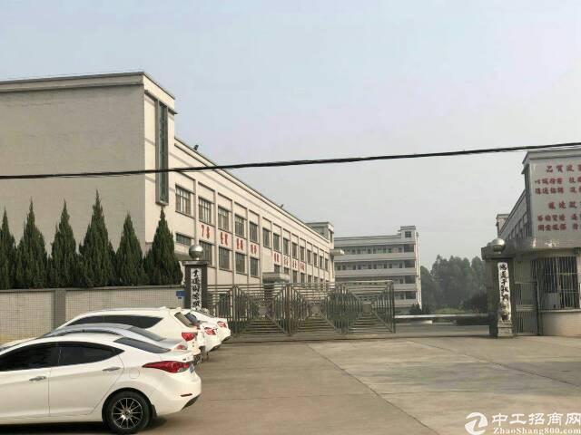 清溪镇独门独院厂房出租17000平