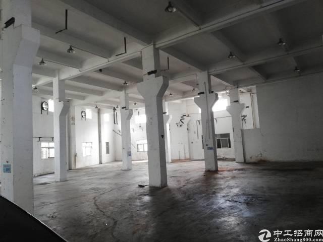 桥头镇新出标准厂房,一到三层。