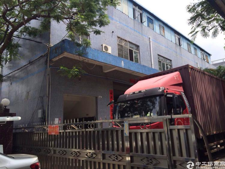 光明南光高速出口下村原房东独院厂房3000平方