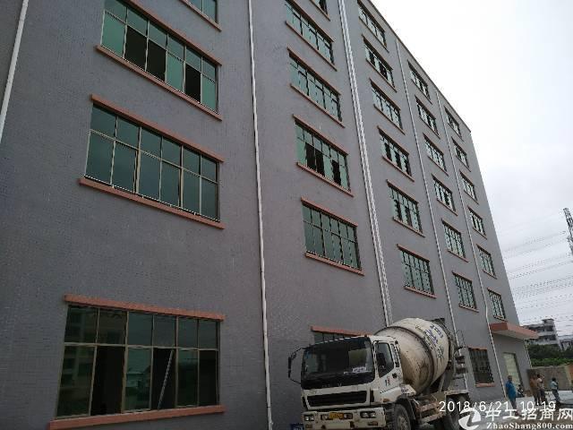 虎门龙眼全新重工2130平米厂房出租
