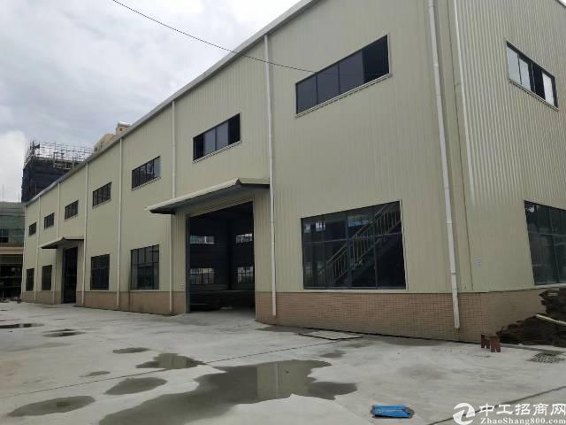 新出独门独院钢构滴水10米可分租可整租靠近深圳靠长安靠松岗靠